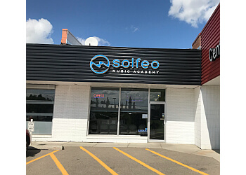 Airdrie music school Solfeo Music Academy