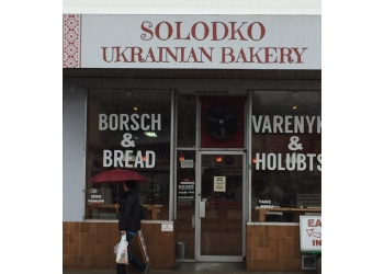 Solodko Ukrainian Bakery New Westminster Bakeries