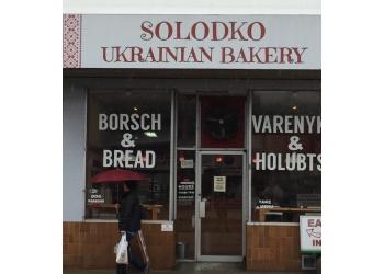 New Westminster bakery Solodko Ukrainian Bakery