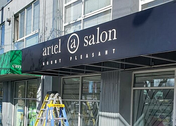 Burnaby sign company Solutions printing signs & Awnings