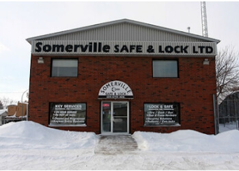 Regina locksmith Somerville Safe & Lock Ltd.