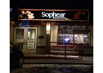 Red Deer thai restaurant Sophear Restaurant & Bar