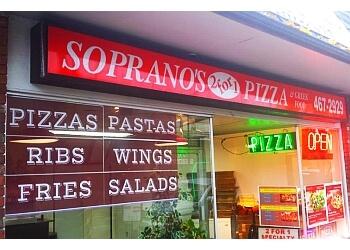 Maple Ridge pizza place Soprano's Pizza