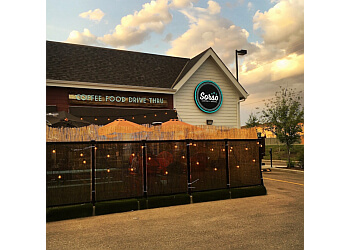 Airdrie cafe Sorso Espresso & Wine Bar