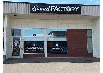 Prince George music school Sound Factory