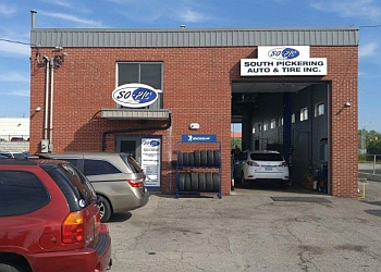 Pickering car repair shop South Pickering Auto and Tire Inc.