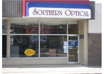 Lethbridge optician Southern Optical Ltd.