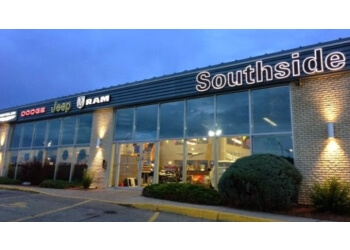 Red Deer car dealership Southside Dodge Chrysler Jeep