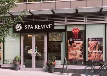 Vancouver spa Spa Revive