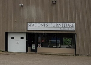 Sault Ste Marie furniture store Spadoni's Furniture
