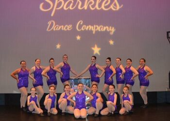 Welland dance school Sparkles Dance Co