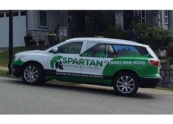 Coquitlam window cleaner Spartan Enterprises Limited