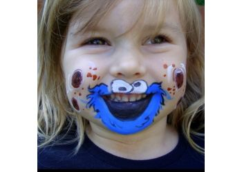 Surrey face painting Special Dayz Entertainment