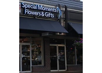 North Vancouver florist Special Moments Flowers & Gifts Ltd.