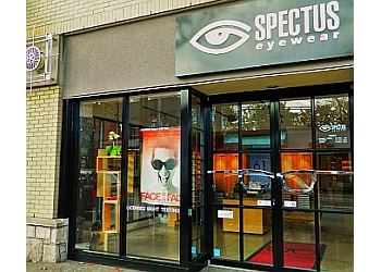 Vancouver optician Spectus Eyewear