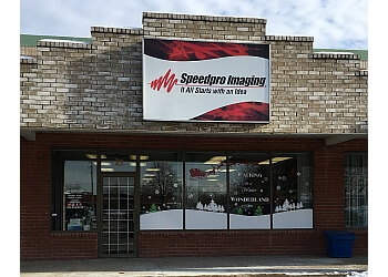 Hamilton sign company Speedpro Imaging