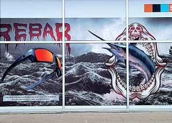 Grande Prairie sign company Speedpro Signs