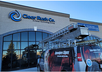 Medicine Hat sign company Speedpro Signs