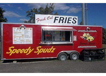 Oshawa food truck Speedy Spudz