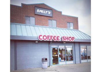 Saanich cafe Spelt's Coffee Shop