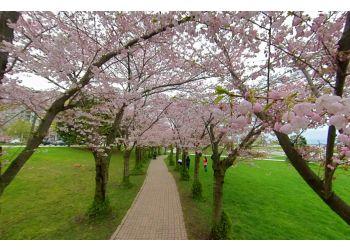 Burlington public park Spencer Smith Park