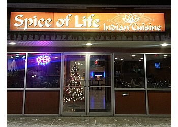 Prince George indian restaurant Spice of Life