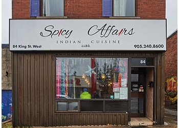 Oshawa indian restaurant Spicy Affairs Indian Cuisine