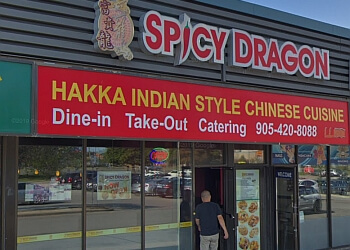 Pickering indian restaurant Spicy Dragon