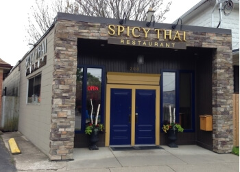 St Catharines thai restaurant Spicy Thai Restaurant