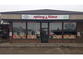Saskatoon indian restaurant Spicy Time Fine Indian Cuisine