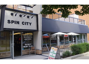 Spin City Laundry Centre