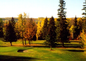 Red Deer golf course Spirit Creek Golf & Country Club