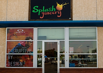 St Albert juice bar Splash Juicery