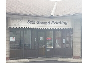 Belleville printer Split-Second Printing