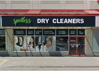 Burlington dry cleaner Spotless Dry Cleaners