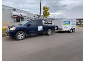 Grande Prairie window cleaner Spotless Windows & Cleaning