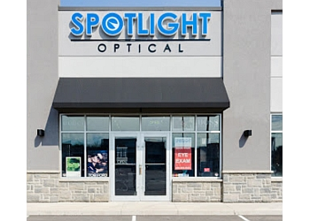 Hamilton optician Spotlight Optical