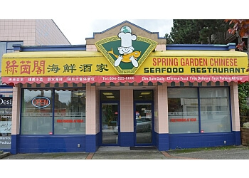 New Westminster chinese restaurant Spring Garden Chinese Seafood