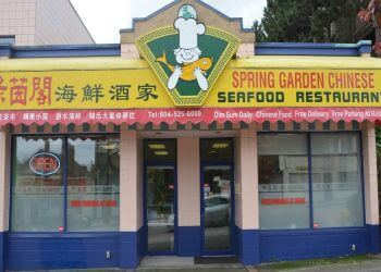 New Westminster seafood restaurant Spring Garden Chinese Seafood Restaurant
