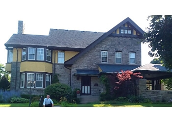 St Catharines bed and breakfast Springbank House Inn
