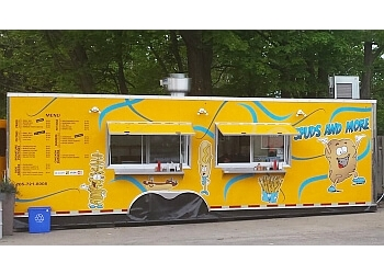 Barrie food truck Spuds and More