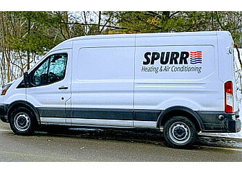 Hamilton hvac service Spurr Heating & Air Conditioning
