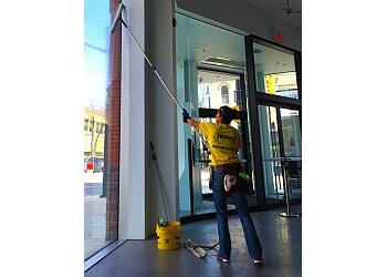 Kitchener window cleaner Squeak Window Cleaning