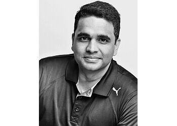Newmarket physical therapist Sreejith Kurup, MPT, DAMT