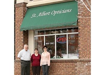 St Albert optician St. Albert Opticians