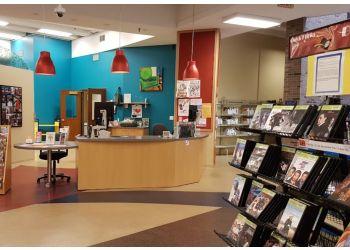St Albert landmark St Albert Public Library