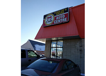 St Albert car repair shop St Albert Tune-Up And Brake Auto Centre