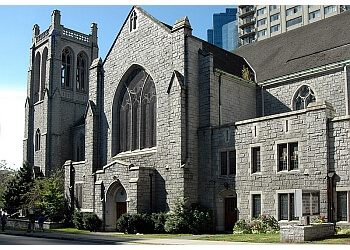 Vancouver church St Andrew's-Wesley Church