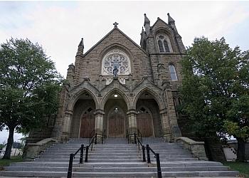 Moncton church St. Bernard's Church