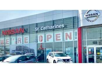 St Catharines car dealership St. Catharines Nissan